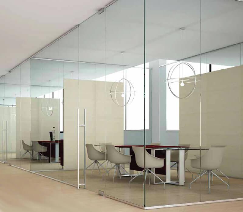 Mamparas de oficina valencia decoroffice studio for Valencia cf oficinas