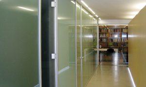 Instalaciones de puertas en mamparas