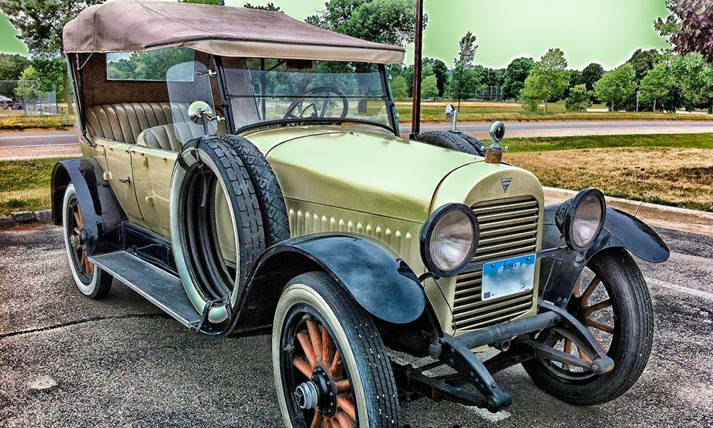 Vehiculo Hudson